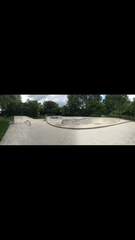 The Keyhole Skatepark Munich Germany   Directory and Listings     Add to list