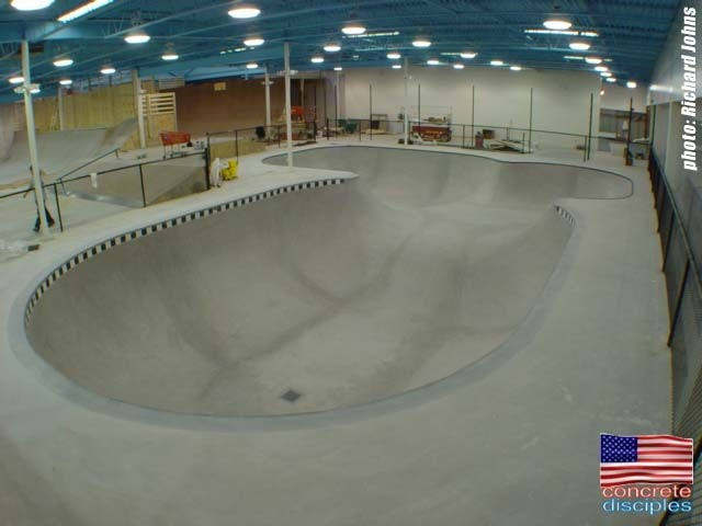 More On Freeways To Parks >> Modern Skate and Surf Grand Rapids Michigan Skateparks USA - Directory and Listings - Concrete ...