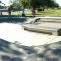 Murdy Park Skateboard Park - Huntington Beach, California, U.S.A.