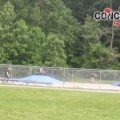 Columbia City Skatepark - Columbia City, Indiana, U.S.A.
