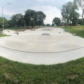 Flora Skatepark - Dubuque - Photo courtesy of Pillar Skateparks Designs