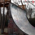 Kreuzberg Halfpipe - Berlin, Germany