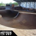 Hickam Hangar Skatepark - Honolulu, Hawaii, U.S.A.