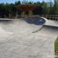 Fall River Skatepark - Fall River, Nova Scotia, Canada