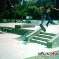 Coonskin Skate Park - Charleston, West Virginia, U.S.A.