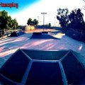 El Sereno Skatepark - Los Angeles , California, U.S.A.
