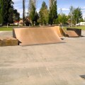 Hines Skatepark - Burns Oregon