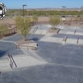 McDowell Mountain Ranch Skatepark - Scottsdale, Arizona, U.S.A.