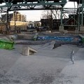 Montreal Skatepark - Plaza - Montreal, Quebec, Canada