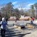 Marthas Vineyard Skatepark - Marthas Vineyard, Massachusettes, U.S.A.