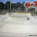 Ryan C. Joubert Memorial Skatepark - Fitchburg, Massachusettes, U.S.A.