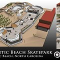 Atlantic Beach Skatepark