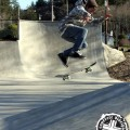 Skatepark - Bay City, Oregon, U.S.A.