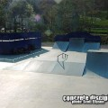 Morgantown Skatepark - Morgantown, West Virginia, U.S.A.