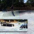 Skatepark at Centennial Park - Lawrence, Kansas, USA