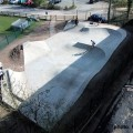 Adlington Road skatepark - Bollington, Macclesfield, Cheshire East, United Kingdom