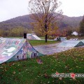 Johnson Skatepark - Johnson, Vermont, U.S.A.