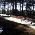 Skatepark - Fairhope, Alabama, USA