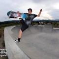 Dalton Beeson from Boise killed this spot!