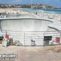 Bondi Beach Skatepark - Bondi Beach, New South Wales, Australia