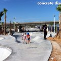 Bradenton Riverwalk Skatepark - Bradenton, Florida, USA