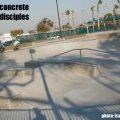 Independence Park Skatepark A- Downey, California, U.S.A.