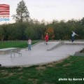 Friendly Grove Skate Court - East Olympia, Washington, U.S.A.