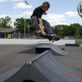 Valley View Skate Park  - Bloomington, Minnesota, U.S.A.