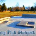 Kenroy Skatepark - East Wenatchee, Washington, USA