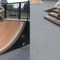 Hampstead Skatepark - Hampstead, Maryland, U.S.A.
