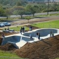 Hoquiam Skatepark - Hoquiam, Washington, USA