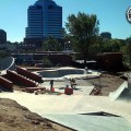 Durham Skate Plaza - Durham, North Carolina, U.S.A.