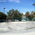 Campland on the Bay Skatepark - San Diego, California, U.S.A.