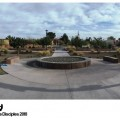 Fountain Plaza Skatepark, Mesa, AZ, USA
