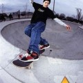 Wilson Beach Skatepark - Chicago, Illinois, U.S.A.