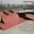 Changzhou skatepark - Changzhou, China