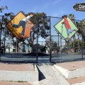 Drake Park Skatepark - Long Beach, California, USA