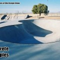 West Park Skate Park - Coolidge, Arizona, U.S.A.