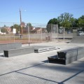 EC Skate Park - Ellwood City, Pennsylvania, USA