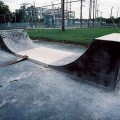 Rushville County Skateboard Park - Rushville, Indiana, U.S.A.
