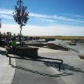 Chinook Winds Skatepark - Airdrie, Alberta, Canada