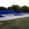 Clinton Skatepark - Houston, Texas, U.S.A.