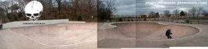 Millennium Skate Park - Owl's Head Park - Brooklyn, New York, U.S.A.