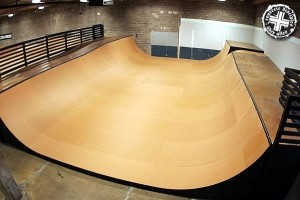 6th Ave. Skatepark - Nashville, Tennessee, U.S.A.