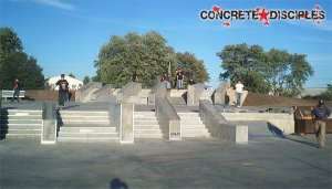 Central Park Skatepark - Bolingbrook, Illinois, U.S.A.