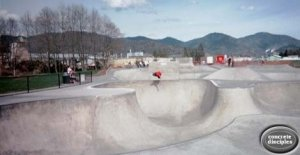 Grants Pass Skatepark  - Grants Pass, Oregon, U.S.A.