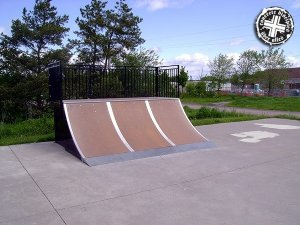 Port Perry Skatepark - Port Perry, Ontario, Canada