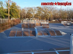Skatepark - Aiken, South Carolina, U.S.A.