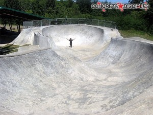 Lincoln City Skatepark - Lincoln City, Oregon, U.S.A.