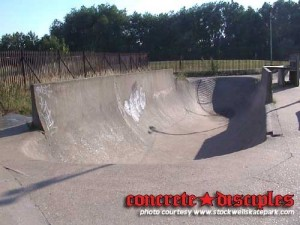 The Rom Skatepark - Romford, United Kingdom